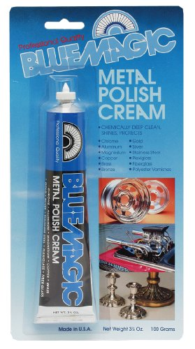 Blue Magic 300 Metal Polish Cream - 3.5 oz. (Car Polish Cream compare prices)