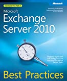 img - for Microsoft Exchange Server 2010 Best Practices (IT Best Practices - Microsoft Press) book / textbook / text book