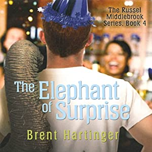 The Elephant of Surprise Hörbuch
