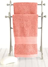 Style amp Home Ringspun Hand Towel No Size Burnt coral