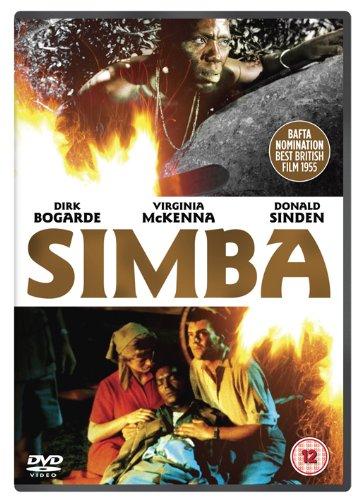 Simba [DVD] [1955]