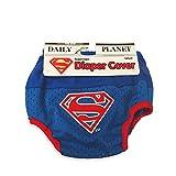Superman pañales para bebé/braguita by DC Comics azul azul Talla:talla única