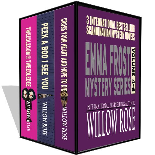 Emma Frost Mystery Series vol 4-6