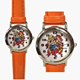 Disney Chip & Dale leather band watch