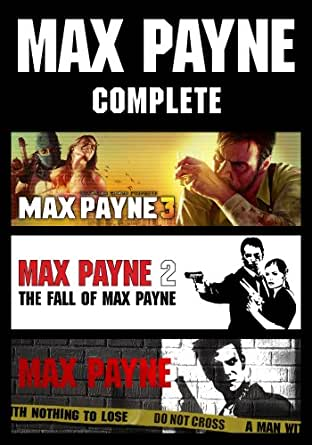 Max Payne Complete Pack [Online Game Code]