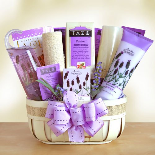 Renewal spa bath body gift basket set to enjoy a for Diy gift ideas for women