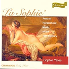 Pieces de clavecin, Book 4: 26th Ordre: La Sophie