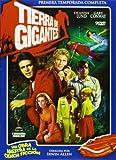 Tierra De Gigantes - Temporada 1 Completa DVD en Español