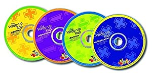 Wrap-up Rap Audio CD 4 Pack by Learning Wrap-Ups