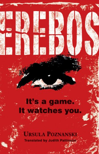 Cover of Erebos: It's a game. It watches you.