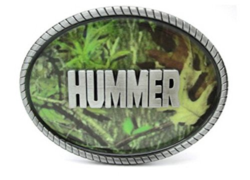 Camouflage Oval Camouflage Hummer Belt Buckle (Hummer Belt compare prices)
