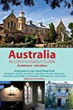 Carl Southern Australia Accommodation Guide 2013