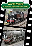 The Keighley & Worth Valley Railway Autumn Steam Gala 2013 Dvd (Steam Engines, Trains)