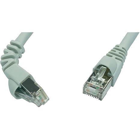 TELEGÄRTNER câble réseau, cat.6A (profond), S/FTP, 7,5 m,
