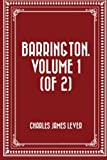 img - for Barrington. Volume 1 (of 2) book / textbook / text book