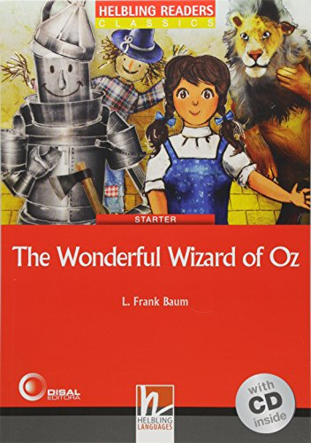 The Wonderful Wizard of Oz con audio CD. Helbling Readers Red Series Level 1. A1