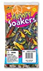 Pioneer National Latex Groovy Soakers 100 Count Water Balloons, Tye Dye