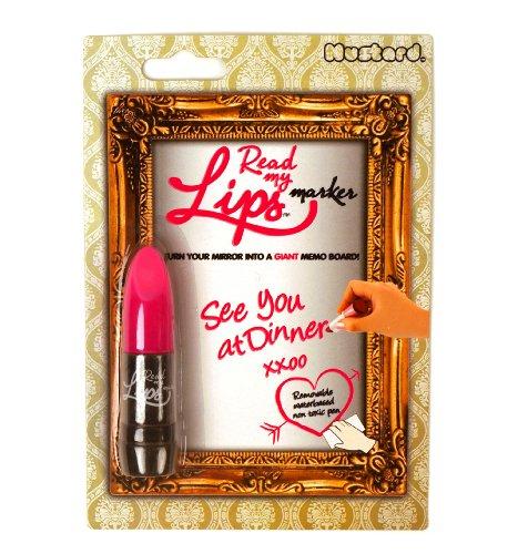 Read My Lips - Mirror Safe Lipstick Marker