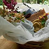 (Handcrafted All Natural Handmade Soap) Gift Basket 5 -Five Piece for Gifts -Guests and Personal Care