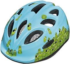 ABUS Smiley Casque à vélo pour enfants Croco family 50 55 cm