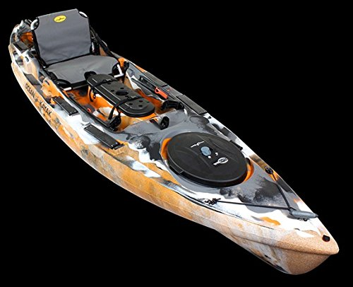 Ocean Kayak Prowler Big Game II 2017 (Orange Camo)