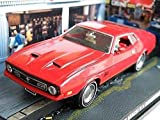 James Bond Ford Mustang Diamonds Are Forever Car 1/43 Model Red Issue K8796Q