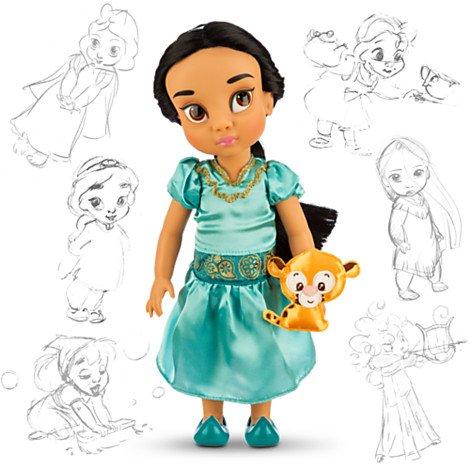 jasmine-animator-doll