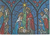 Vintage Used Postcard Unto Us is Born This Day a Savior Christmas Holiday Greetings