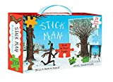 Julia Donaldson Stick Man Book & Floor Puzzle Gift Set