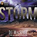 Storm: The SYLO Chronicles, Book 2 (       UNABRIDGED) by D. J. MacHale Narrated by Andrew Bates