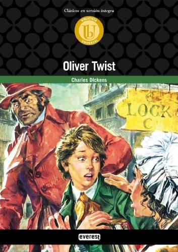 Oliver Twist (Versión Juvenil) descarga pdf epub mobi fb2