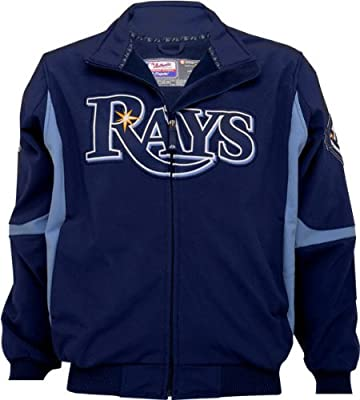 "Tampa Bay Rays Authentic Collection Therma Baseâ""¢ Premier Jacket"