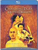 NEW Yun-fat/yeoh/ziyi - Crouching Tiger Hidden Dragon (Blu-ray)