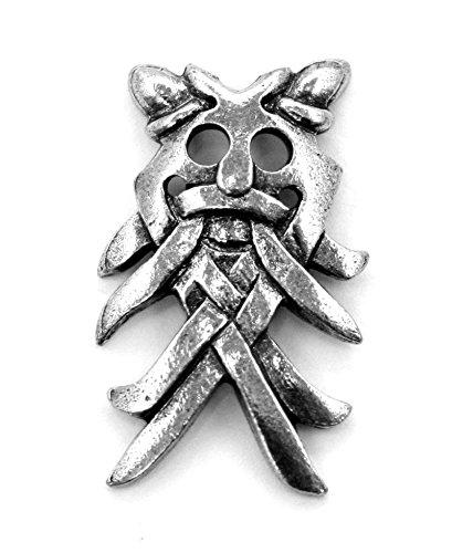 Odin's Mask Pin