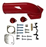 Ford 6.4L EGR Delete Kit 2008-2010 with Intake Elbow F250 F350 F450 EGR Cooler Bypass Kit Powerstroke Diesel