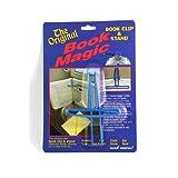 Book Magic Bookstand & Clip, Blue ~ JW Packaging