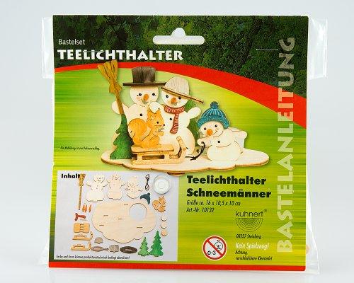 kuhnert-hobaku-16-x-105-x-10-centimeters-do-it-yourself-snowman-tea-light-holder-kit