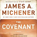The Covenant: A Novel (       UNABRIDGED) by James A. Michener Narrated by Larry McKeever