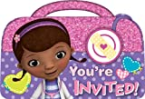 Doc McStuffins Invitations (8) Invites Cards Birthday Party Supplies