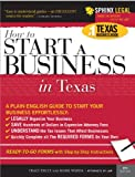 Start a Business in Texas (Legal Survival Guides)