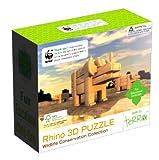Rhino 3D Puzzle
