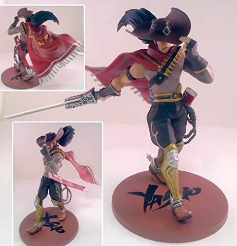 Yasuo High Noon Statue PVC LOL - League of Legends Figure