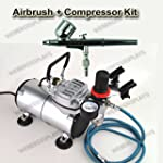 Pro One Double-Action Airbrush & Comp...