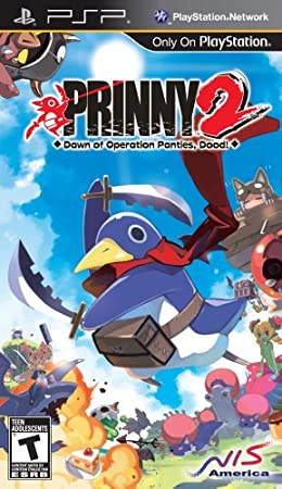 Prinny™ 2: Dawn of Operation Panties, Dood!