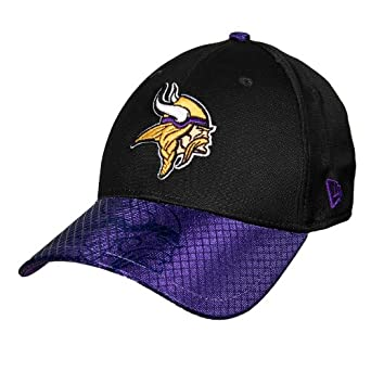 Mens Minnesota Vikings Multicross 39THIRTY Flex Fit Hat, by New Era