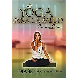 "YOGA para LA SALUD CON JENNY CORNERO ""DIABETES"""