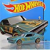 "MATTEL Hot Wheels ""NISSAN SKYLINE 2000GT-R"" マテル社製 ホットウィールズ 1:64スケール 「日産 スカイライン」 ケンメリ 【並行輸入品】"