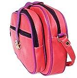 Chalissa Pink Sling Bag (Look Like Twins)
