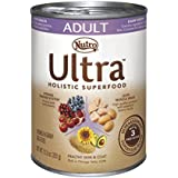 ULTRA Adult Canned Dog Food 12.5 Ounces (Pack of 12)