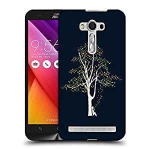 Snoogg Boy Tree Designer Protective Back Case Cover For ASUS ZENFONE SELFIE